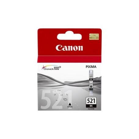 Cartouche Canon CLI 521BK Noire