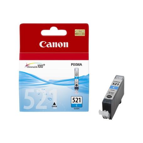 Cartouche Canon CLI 521 Cyan