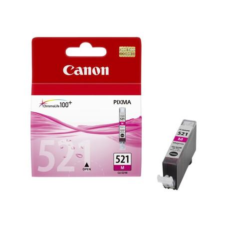 Cartouche Canon CLI 521 Magenta