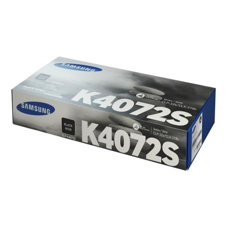Toner Samsung CLT-K4072S Noir 1500 Pages 320 325 3185