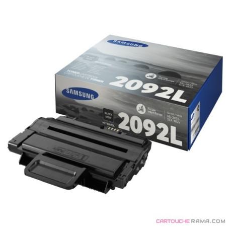 Toner Samsung MLT-D2092L/ELS Noir Grande Capacité 5000 pages