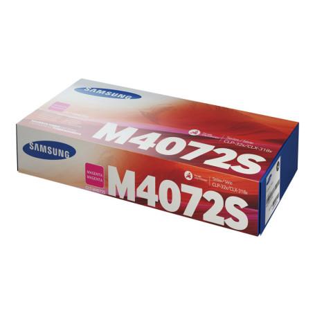 Toner Samsung CLT-M4072S Magenta unité 1000 Pages 320 325 3185