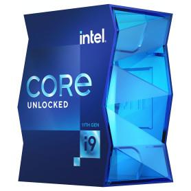 Processeur Intel Core i9 11900K 3.5/5.3Ghz 20Mo 8Core LGA1200 125W