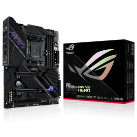 Carte Mère Asus ROG CROSSHAIR VIII DARK HERO X570 ATX AM4 DDR4