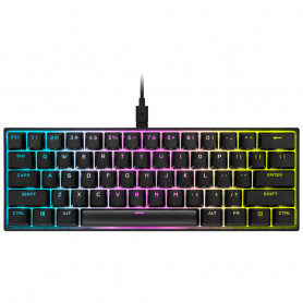 Clavier Corsair Gaming K65 RGB MINI (Cherry MX Red)