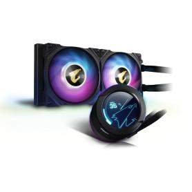 Kit WaterCooling AORUS WATERFORCE X 240 RGB WCAOWX240 - 1