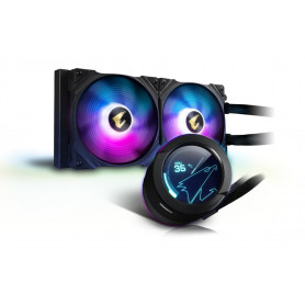 Kit WaterCooling AORUS WATERFORCE X 280 RGB WCAOWX280 - 1