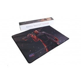 Tapis Flicks kennyS MousePad 450x450mm 4mm