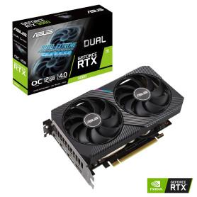 Carte Graphique Asus Geforce DUAL RTX 3060 V2 OC 12Go CVAS-3060-O12G-V2 - 1