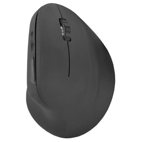 Souris speedlink PIAVO Ergonomic Vertical Mouse Wireless Noir SOSLPIAVO-W - 1