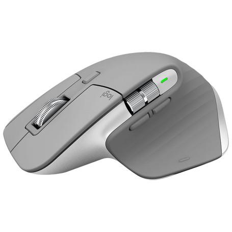 Profil Souris Logitech Wireless MX Master 3 Gris Laser Bluetooth
