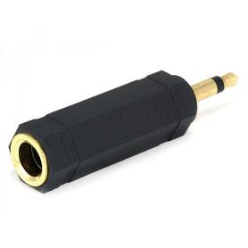 Adaptateur Jack 3.5mm Male vers Jack 6.3mm ADJACK3.5M/6.3F - 1