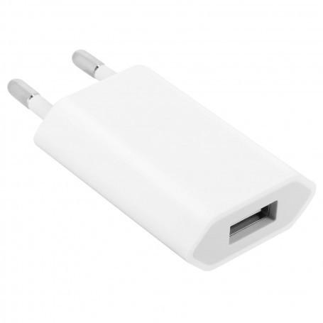 Alimentation Secteur 220V vers USB 5V 2.1A Smartphone Tablette