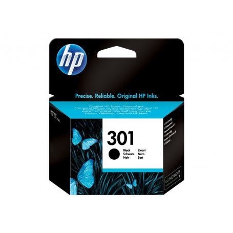 Cartouche HP 301 Noir CH561EE 190 pages