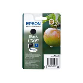 Cartouche Epson T1291 Noir SX420W/SX425W/SX525WD/SX620FW CARTEPT1291NOIR - 1