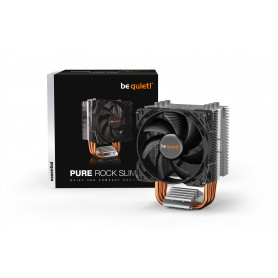 Ventilateur Be Quiet Pure Rock Slim 2 130W Intel/AMD VENBQPUREROCKSLIM2 - 1