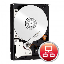 Disque Dur SATA 6Gb/s 3To IntelliPower 64Mo WD RED WD30EFRX NAS