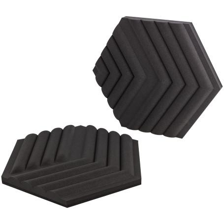 Mousse Acoustique Elgato Wave Panels Extension Set Noir STELWAPA-ES-BK - 1