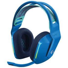 Micro Casque Logitech G733 Lightspeed Gaming Bleu