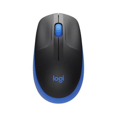 Souris Logitech Wireless Mouse M190 Bleu SOLOM190-BLEU - 2