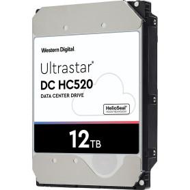 Disque Dur SATA 12To 256Mo WD Ultrastar DC HC520 (0F30146) 7200tr/min DD12TOHUH721212ALE - 2