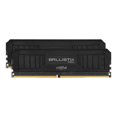 DDR4 Crucial Ballistix MAX RGB Kit 32Go 2x16Go 4000Mhz CL 18 1.35V DDR4_32_C_28825322 - 1