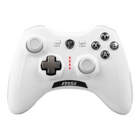 GamePad MSI Force GC30 V2 White GAMING USB & Sans Fil PC/Android - 1