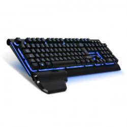 Clavier Spirit of Gamer XPERT-K100 Gaming Black Edition