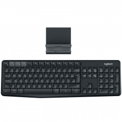 Clavier Logitech Wireless Keyboard K375s Multi-Device Bluetooth