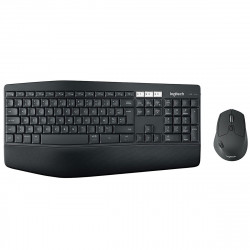 Clavier Souris Logitech MK850 Performance Wireless Multidevice