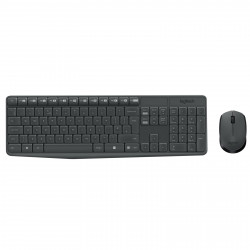 Clavier Souris Logitech MK235 Wireless