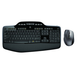 Clavier Souris Logitech MK710 Wireless Desktop USB Nano