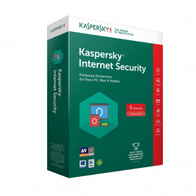 Antivirus Kaspersky Internet Security 2019 1 Poste 3 Ans