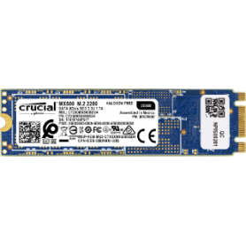 SSD 250Go Crucial MX500 M.2 Type 2280 560Mo/s 510Mo/s 3D TLC