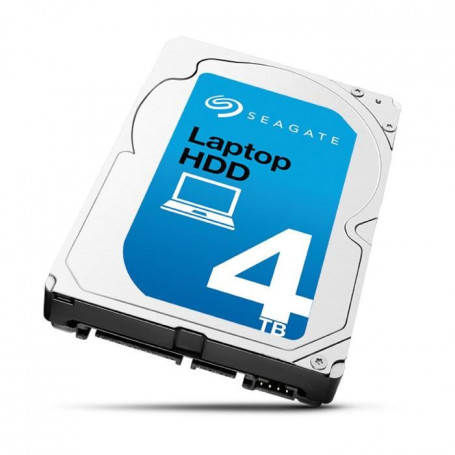 Disque Dur 2.5 SATA 4To 5400trs 128Mo Seagate ST4000LM024 15mm