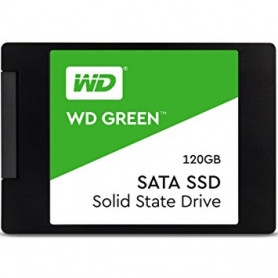 SSD 120Go WD Green WDS120G1G0A Sata 3 540Mo/s 430Mo/s
