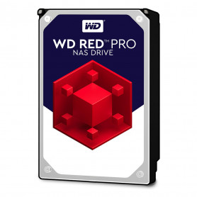 Disque Dur SATA 6Gb/s 4To 128Mo WD RED PRO WD4002FFWX NAS