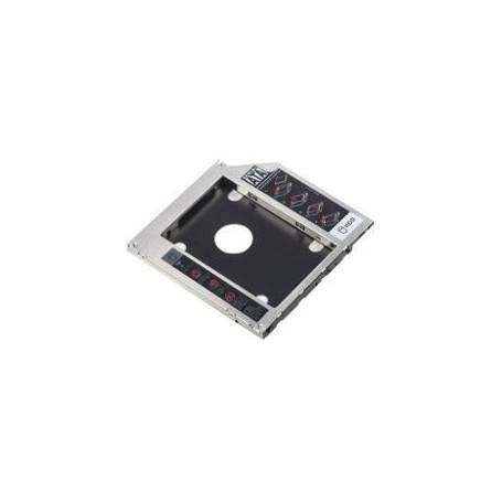 Adaptateur Digitus DA-71108 Baie Slim ODD SATA vers DD 2.5 SATA 9.5mm