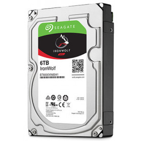 Disque Dur SATA 6Gb/s 6To 7200trs 128Mo Seagate ST6000VN0041