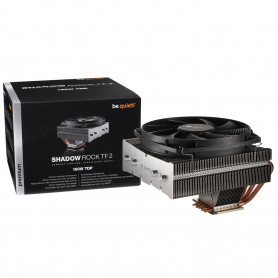 Ventilateur Be Quiet Shadow Rock TF 2 160W 115X/1366/2011/AMD PWM