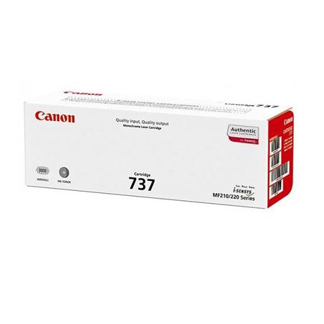 Toner Canon 737 Black 2400 pages MF 21*/22*/23*/24*