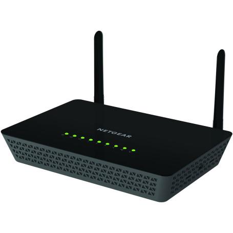 Routeur Netgear R6220-100PES Wifi AC1200 Switch 4 Ports Gigabit
