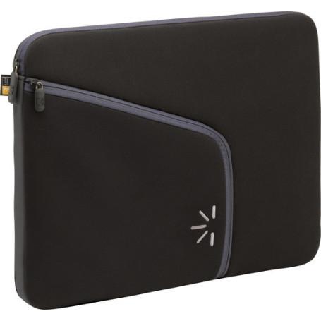 """Housse Néoprene Portable Case Logic PLS214 Black 13"""" à 14.1"""""""