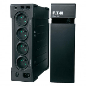 Onduleur EATON Ellipse ECO 650 USB FR 650 VA 4 Prises 400 Watts