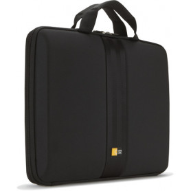 "Sacoche Portable Case Logic QNS113 Black  semi-rigide de 12"" à 13.3"""
