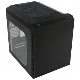 Boitier Antec P50 Window Black mATX USB 3.0