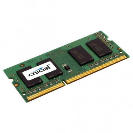 DDR3L Portable 8Go 1600 Mhz Crucial CL11 1.35V Low Voltage