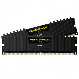 DDR4 Corsair Vengeance LPX Kit 8Go 2x4Go 2400Mhz CL14 1.2V