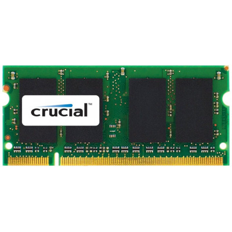 DDR3L Portable 4Go 1600 Mhz Crucial CT51264BF160BJ 1.35V CL11