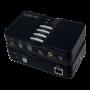 Carte Son Externe USB 2.0 LogiLink 7.1 SPDIF UA0099